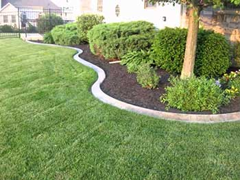 Fisher's Rental sells landscape mulch in Reading, Pennsylvania