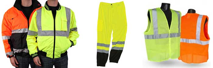 Fisher's Rental sells safety gear in Reading, Pennsylvania