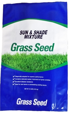 Rental store for GRASS SEED  10 LBS   SUN   SHADE in Reading PA