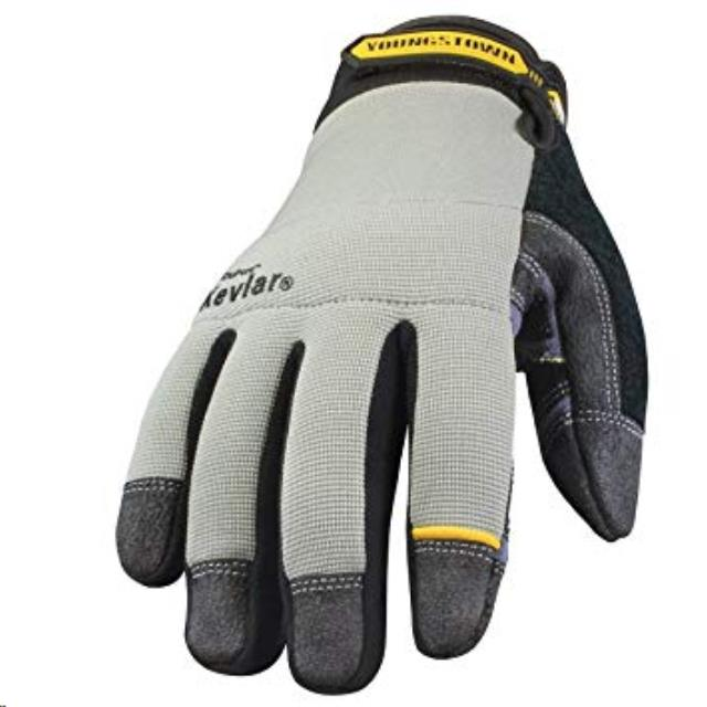 Where to find GLOVES, GEN. UTILITY W  KEVLAR - XL in Reading