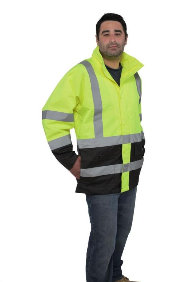 Where to find APPAREL, REFLECTIVE RAIN COAT  MED-XL in Reading
