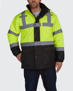 Rental store for APPAREL, REFLECTIVE PARKA  MED-XL in Reading PA
