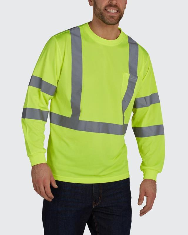 Where to find APPAREL, REFLECTIVE LONG SLEEVE MED-XL in Reading