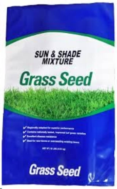 Rental store for GRASS SEED 50 LBS   SUN   SHADE in Reading PA