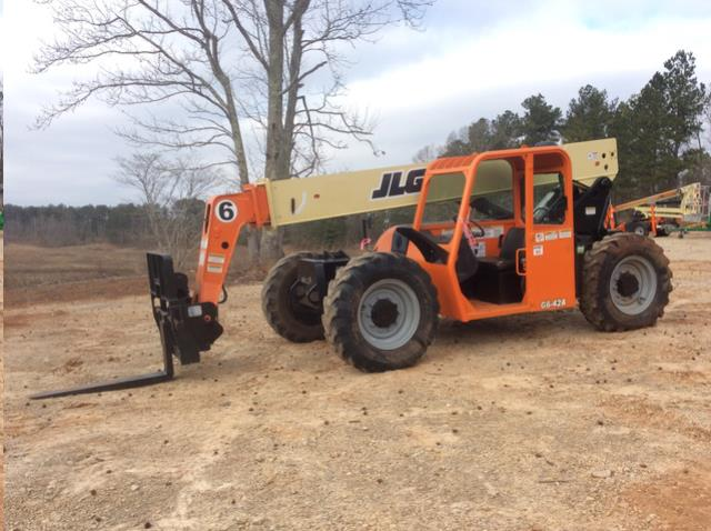 Where to find FORKLIFT 43  9000LB 4X4 ALL TERRAIN in Reading