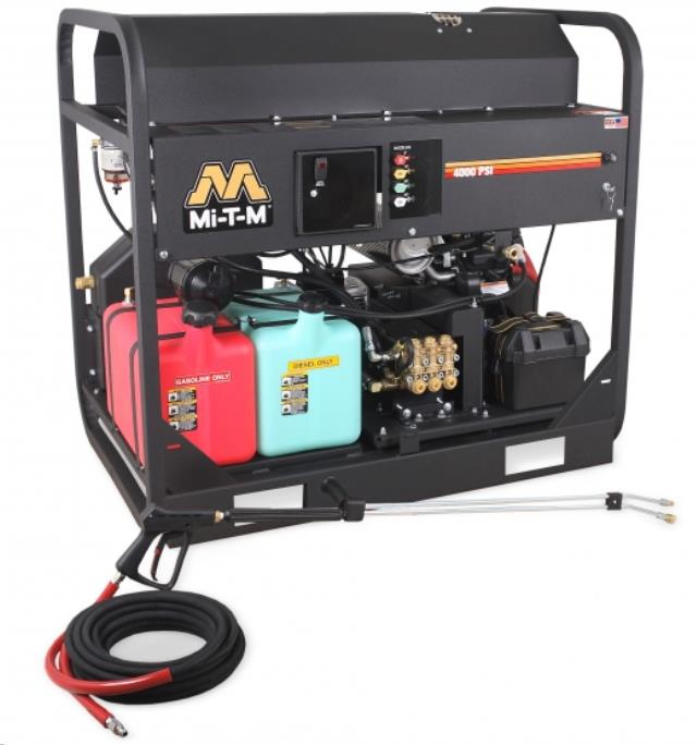 Where to find PRESSURE WASHER 4000 PSI W  HOT  SKID in Reading