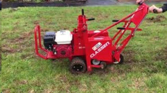 Where to find SOD CUTTER   CLASSEN 18    2 in Reading