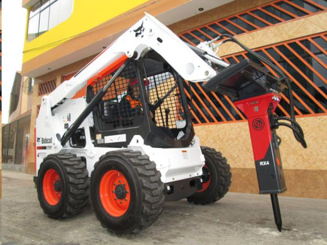 Where to find SKID LOADER, BREAKER HAMMER  W O MACHINE in Reading