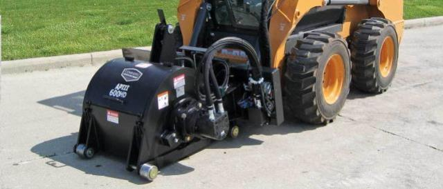 Where to find SKID LOADER, MILL HEAD  HIGH FLOW  12 in Reading