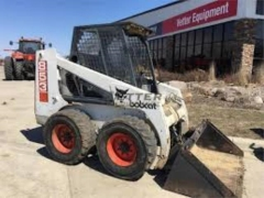 Rental store for SKID LOADER, BOBCAT 853 in Reading PA