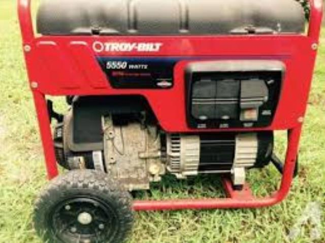 Where to find GENERATOR 5550 TROY-BUILT  1 in Reading