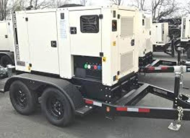 Where to find GENERATOR 50KVA TOWABLE in Reading