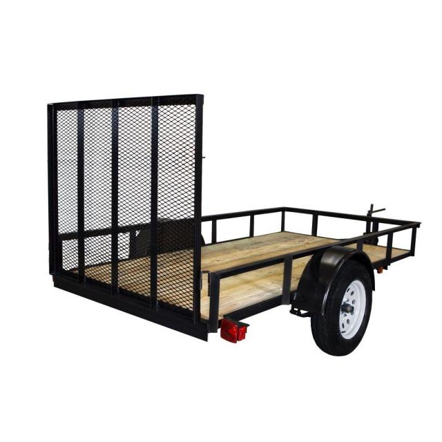 Where to find TRAILER, 5 X10  3000  W  GATE  4 in Reading