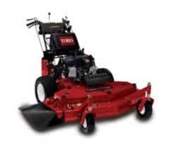 Rental store for MOWER, WALK BEHIND 48  DECK TORO W STAND in Reading PA