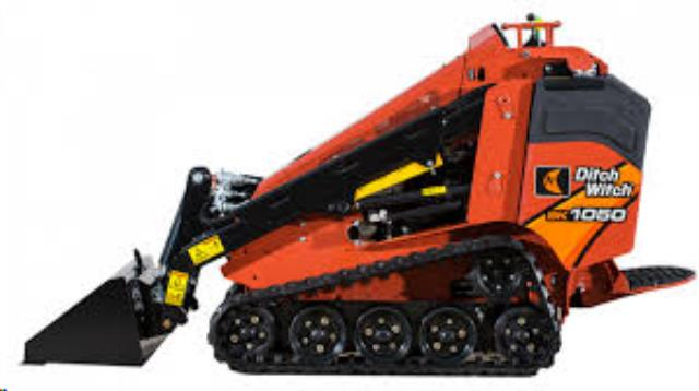 Where to find DITCH WITCH, SK1050 in Reading