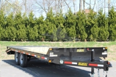 Rental store for TRAILER, 10,000  20 DECK OVER in Reading PA