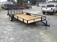 Rental store for TRAILER, 6 X12  3000  W  GATE in Reading PA