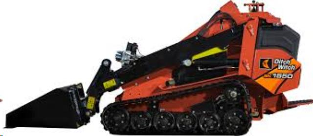 Where to find DITCH WITCH, SK1550 in Reading