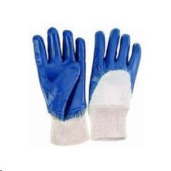 Rental store for GLOVES, BLUE RUBBER PALM  L in Reading PA