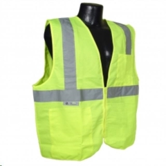 Rental store for APPAREL, VEST REFLECTIVE YELLOW MESH in Reading PA