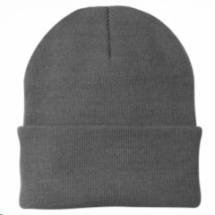Rental store for HAT, BEANIE KNIT GRAY in Reading PA