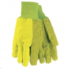 Rental store for GLOVES, YELLOW CANVAS W GRIP DOTS in Reading PA