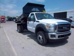 Rental store for DUMP TRUCK, FORD F550 WHITE in Reading PA