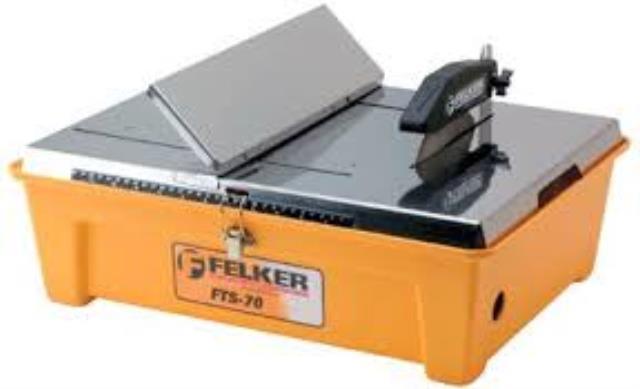 Where to find SAW 7  WET TILE SAW  ELEC. FELKER  3 in Reading