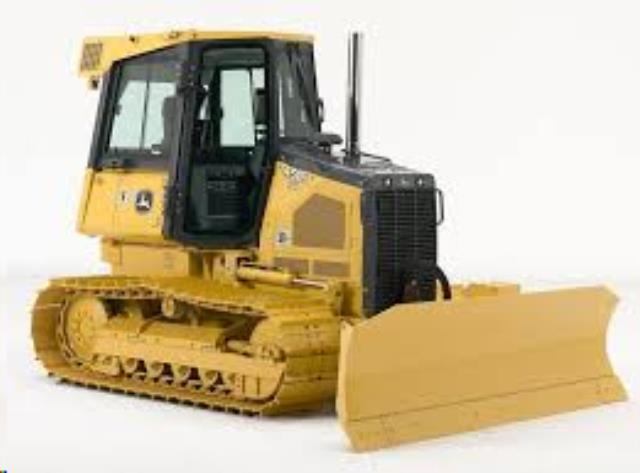 Where to find BULLDOZER JOHN DEERE 450H in Reading