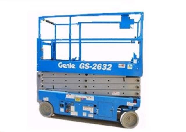 Where to find LIFT 26 X32   GENIE  SCISSOR LIFT  14 in Reading