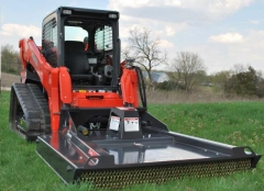 Rental store for SKID LOADER,, BRUSH MOWER  1 W O LOADER in Reading PA