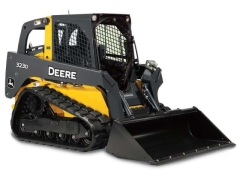 Rental store for TRACK SKID LOADER, J.D.   4  323D in Reading PA