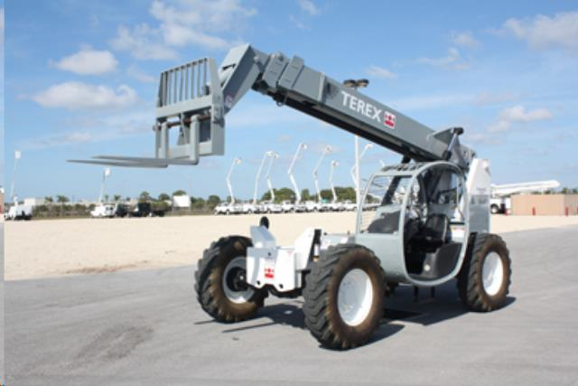 Where to find FORKLIFT 42  8000 LB. 4X4 ALL TERRAIN in Reading