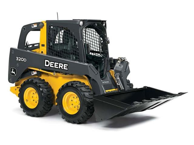 Where to find SKID LOADER JOHN DEERE  08 in Reading