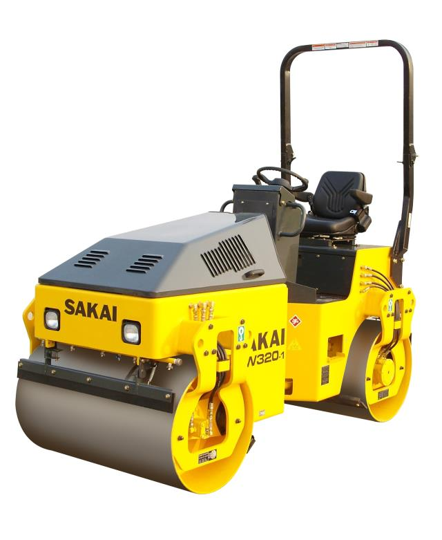 Where to find ROLLER SMOOTH DRUM 3-5 TON SAKAI  1 in Reading