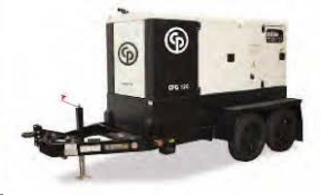 Where to find GENERATOR 90KVA TOWABLE in Reading