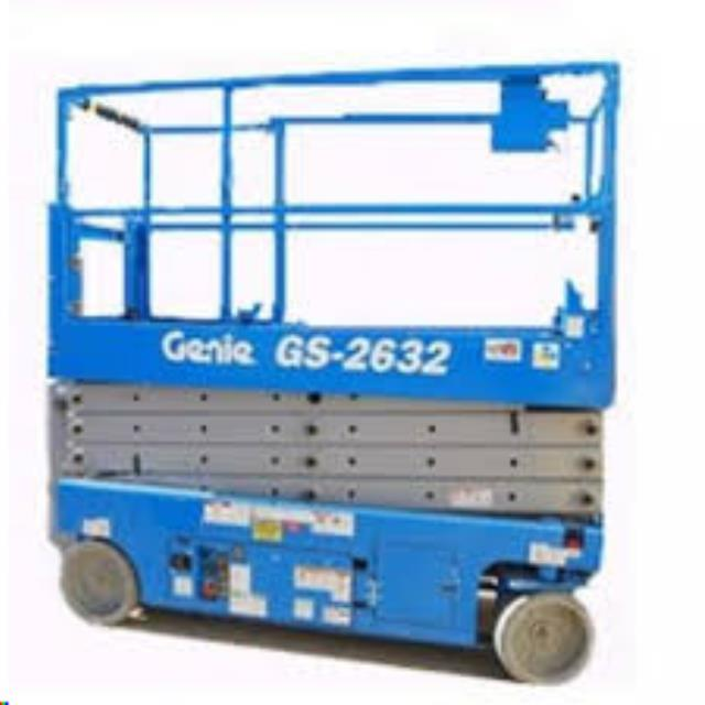 Where to find LIFT 26 X32   GENIE  SCISSOR LIFT  20 in Reading