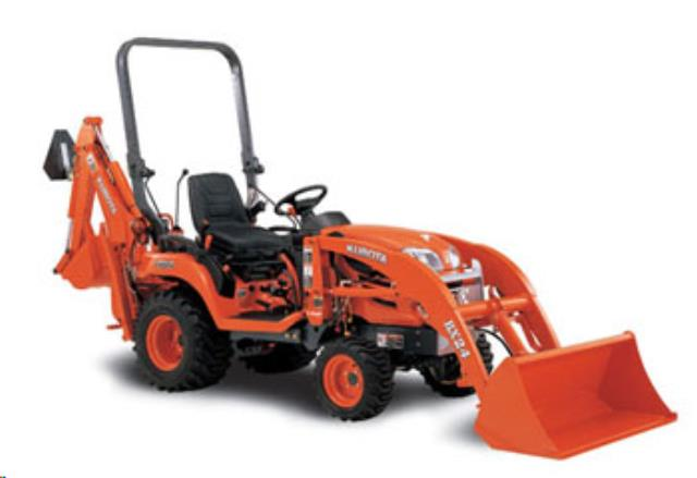 Where to find BACKHOE KUBOTA, BX25  1 in Reading