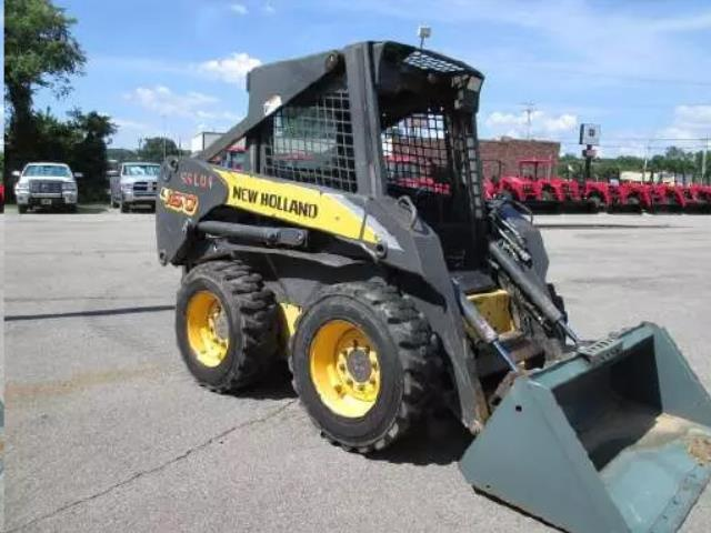 Where to find SKID LOADER, NEW HOLLAND LS-185 in Reading