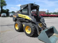Rental store for SKID LOADER NEW HOLLAND LS-185 in Reading PA