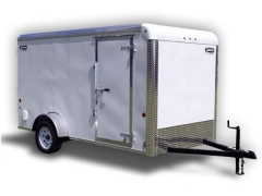 Rental store for TRAILER, 6 X12  2990  ENCLOSED in Reading PA