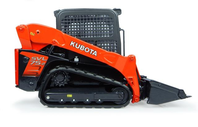 Where to find TRACK LOADER, KUBOTA SVL75-2  1 in Reading