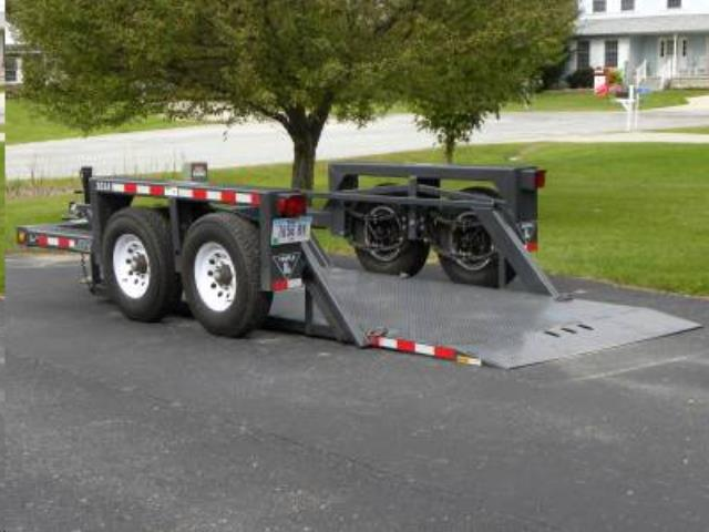 Where to find TRAILER, 10,000  18  DROP DECK  JLG in Reading