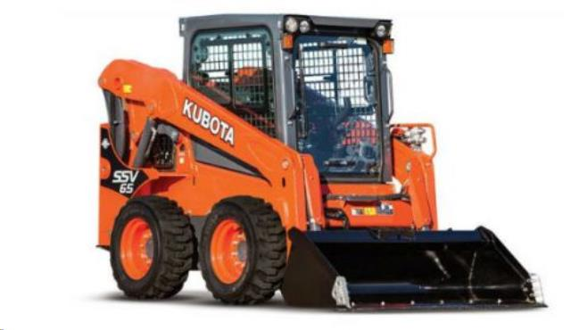 Where to find SKID LOADER KUBOTA SSV65  1 in Reading