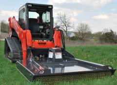 Rental store for SKID LOADER,, BRUSH MOWER  2 W O LOADER in Reading PA