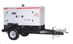 Rental store for GENERATOR 25KVA TOWABLE SURGE BRAKE in Reading PA