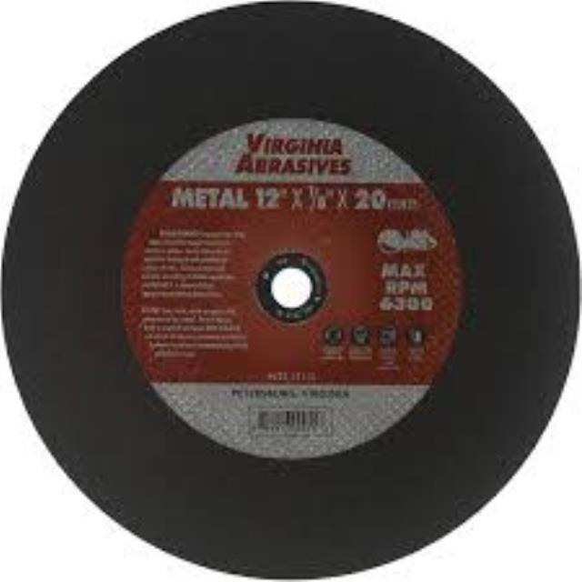 Where to find BLADE, ABRASIVE METAL 12 x1 8 x20mm in Reading