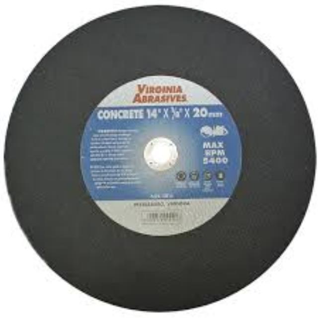 Where to find BLADE, ABRASIVE CONCRETE 14 x1 8 x20mm in Reading