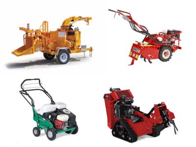Lawn and garden equipment rentals in Berks County