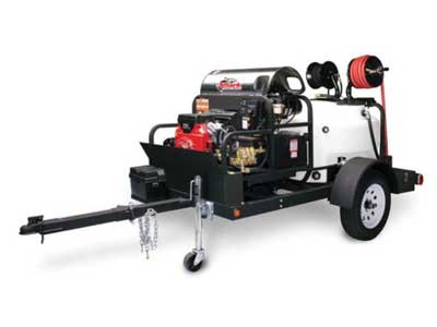 Pressure washer rentals in Berks County